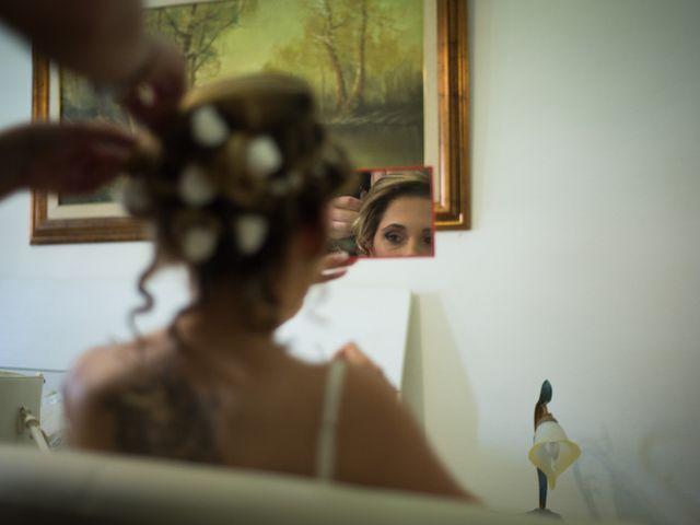 Il matrimonio di Dino e Cristina a Fauglia, Pisa 4