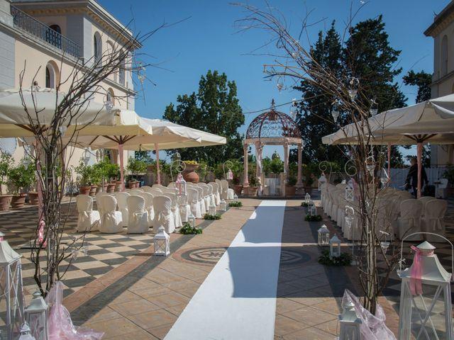 Il matrimonio di Dino e Cristina a Fauglia, Pisa 8