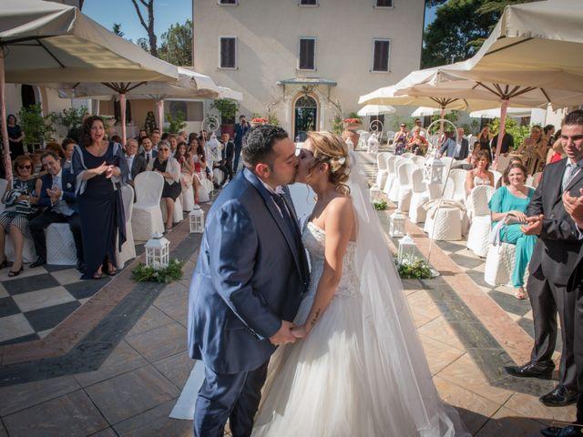 Il matrimonio di Dino e Cristina a Fauglia, Pisa 11