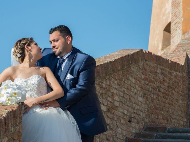 Il matrimonio di Dino e Cristina a Fauglia, Pisa 1