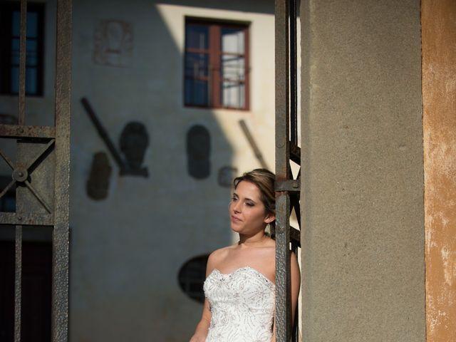 Il matrimonio di Dino e Cristina a Fauglia, Pisa 14