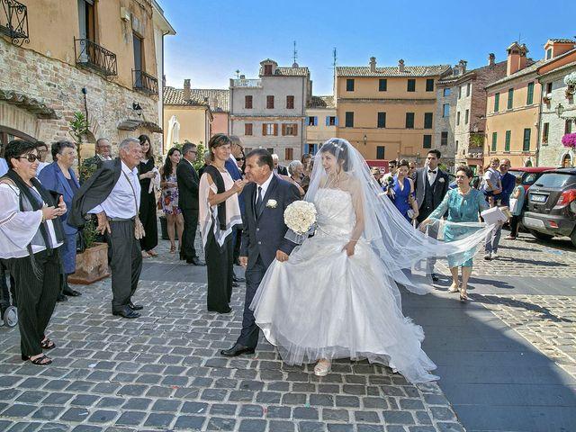 Il matrimonio di Stefano e Paola a San Benedetto del Tronto, Ascoli Piceno 17