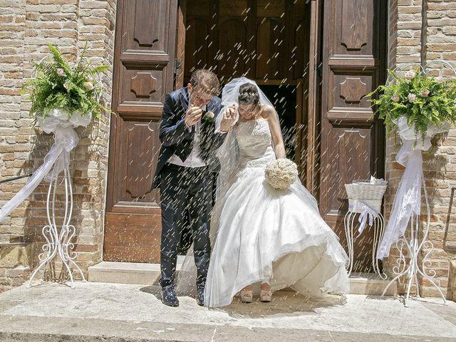 Il matrimonio di Stefano e Paola a San Benedetto del Tronto, Ascoli Piceno 35
