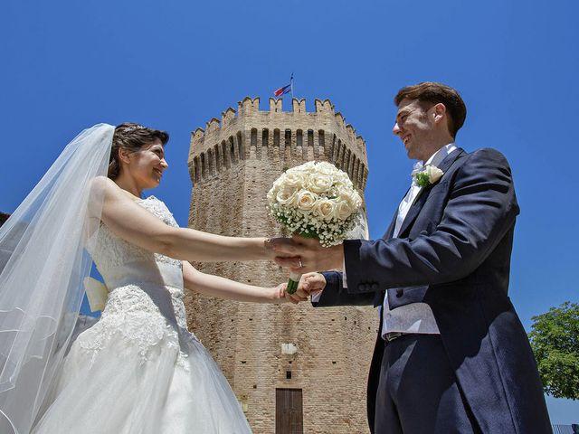 Il matrimonio di Stefano e Paola a San Benedetto del Tronto, Ascoli Piceno 39