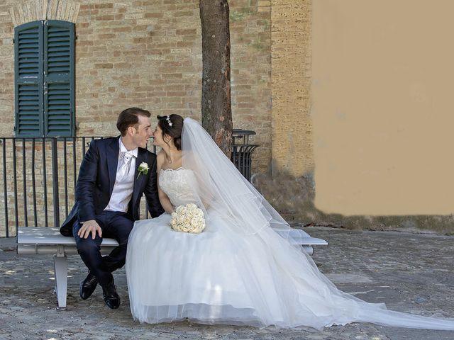 Il matrimonio di Stefano e Paola a San Benedetto del Tronto, Ascoli Piceno 40