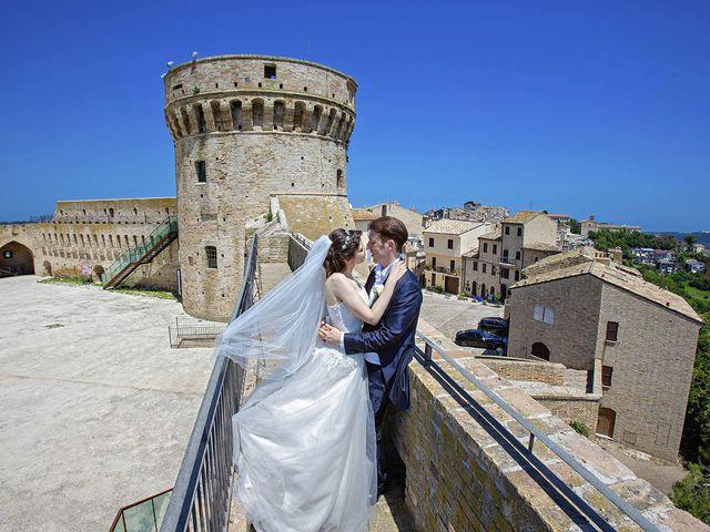 Il matrimonio di Stefano e Paola a San Benedetto del Tronto, Ascoli Piceno 55