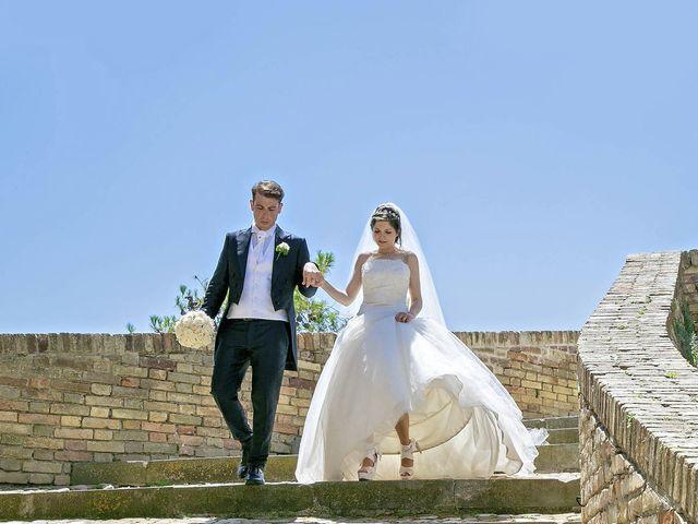 Il matrimonio di Stefano e Paola a San Benedetto del Tronto, Ascoli Piceno 60