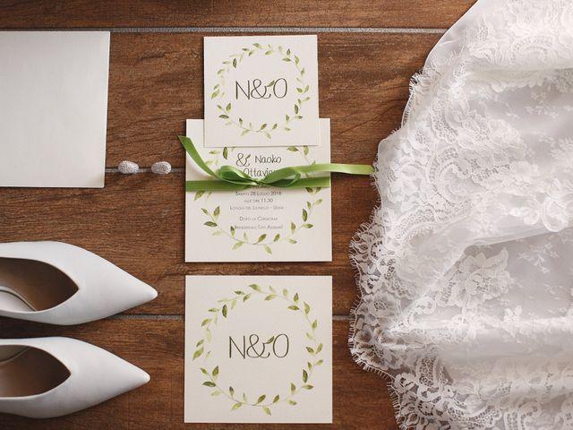 Il matrimonio di Ottaviano e Naoko a Udine, Udine 7