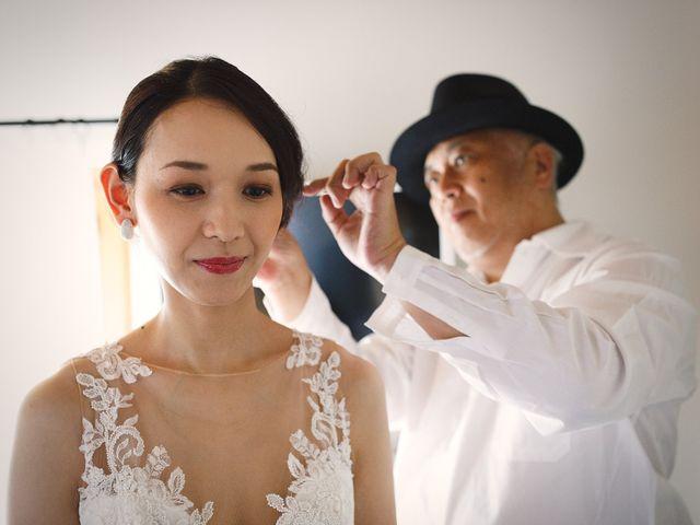 Il matrimonio di Ottaviano e Naoko a Udine, Udine 8