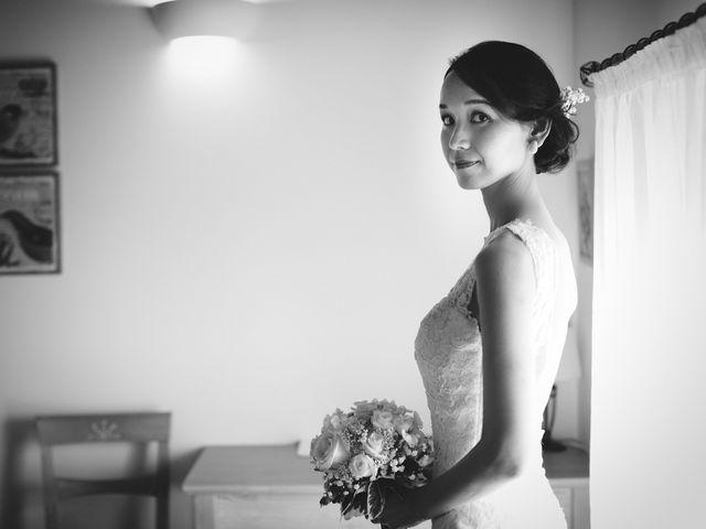 Il matrimonio di Ottaviano e Naoko a Udine, Udine 11