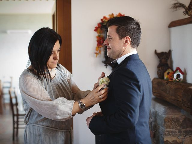 Il matrimonio di Ottaviano e Naoko a Udine, Udine 15