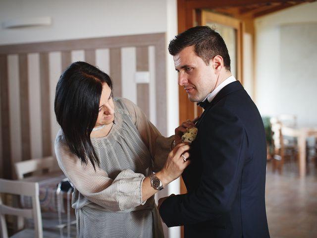 Il matrimonio di Ottaviano e Naoko a Udine, Udine 16