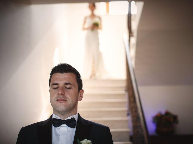Il matrimonio di Ottaviano e Naoko a Udine, Udine 17