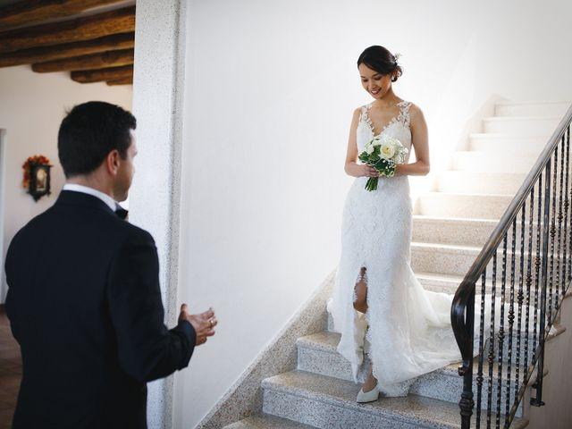 Il matrimonio di Ottaviano e Naoko a Udine, Udine 19