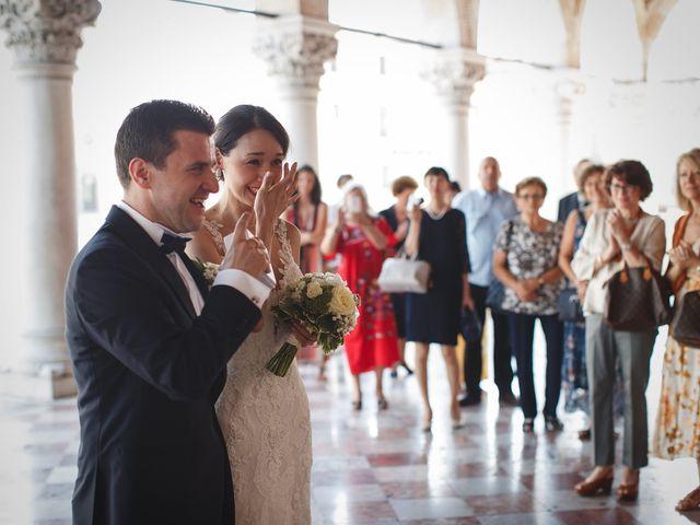 Il matrimonio di Ottaviano e Naoko a Udine, Udine 28