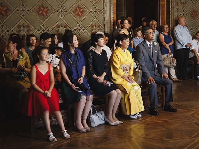 Il matrimonio di Ottaviano e Naoko a Udine, Udine 38