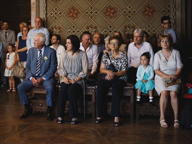 Il matrimonio di Ottaviano e Naoko a Udine, Udine 39