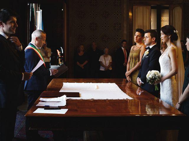 Il matrimonio di Ottaviano e Naoko a Udine, Udine 41