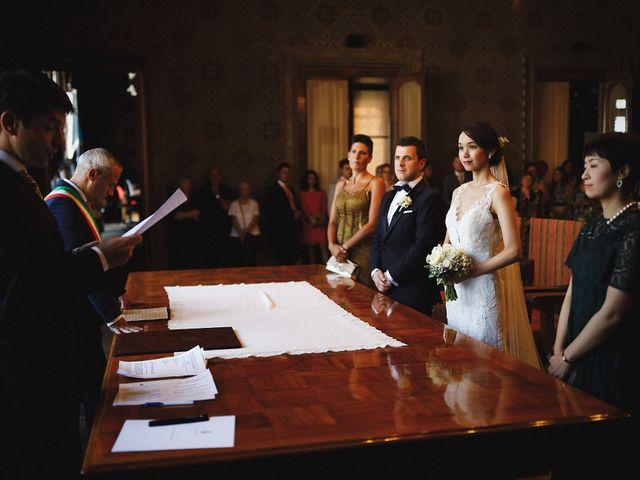 Il matrimonio di Ottaviano e Naoko a Udine, Udine 43
