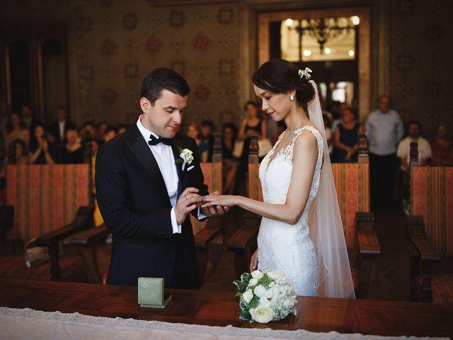 Il matrimonio di Ottaviano e Naoko a Udine, Udine 44