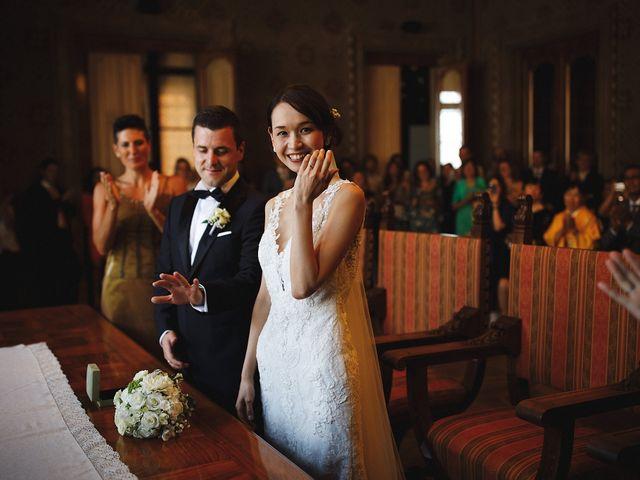 Il matrimonio di Ottaviano e Naoko a Udine, Udine 46
