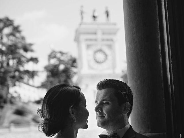 Il matrimonio di Ottaviano e Naoko a Udine, Udine 47