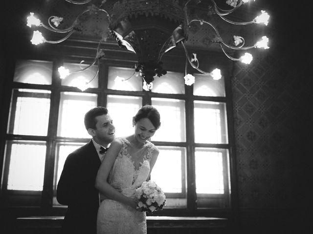 Il matrimonio di Ottaviano e Naoko a Udine, Udine 48