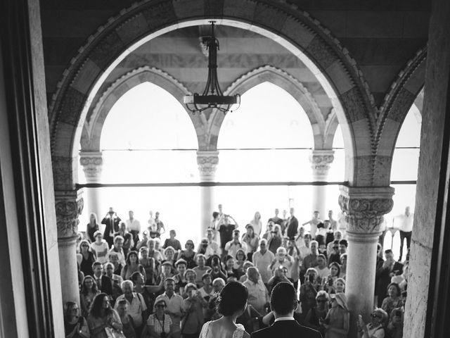 Il matrimonio di Ottaviano e Naoko a Udine, Udine 52
