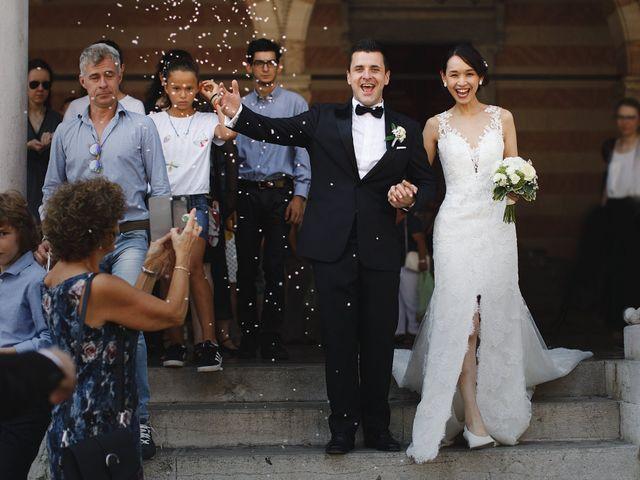 Il matrimonio di Ottaviano e Naoko a Udine, Udine 53