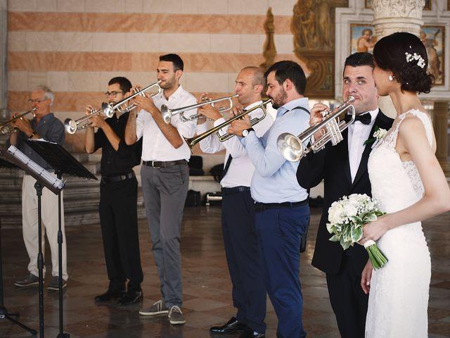 Il matrimonio di Ottaviano e Naoko a Udine, Udine 57