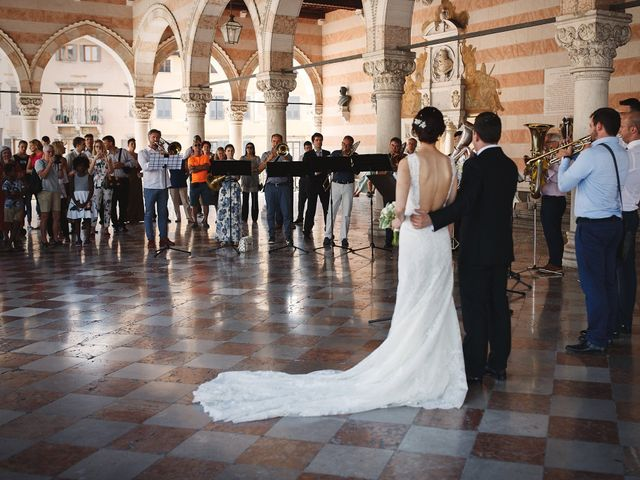 Il matrimonio di Ottaviano e Naoko a Udine, Udine 58