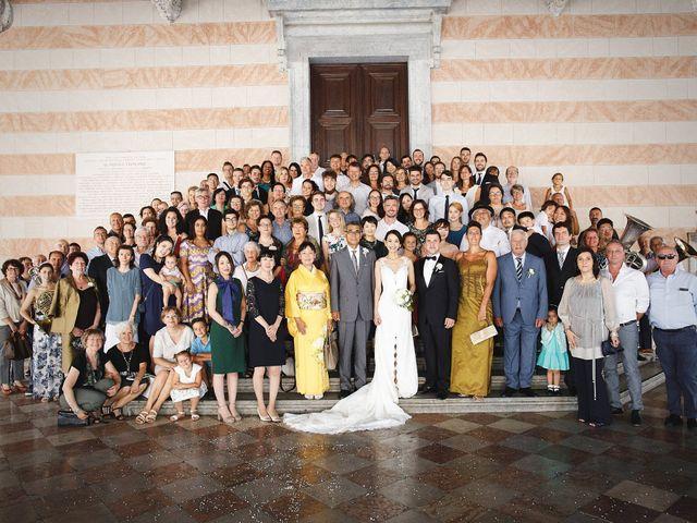 Il matrimonio di Ottaviano e Naoko a Udine, Udine 59