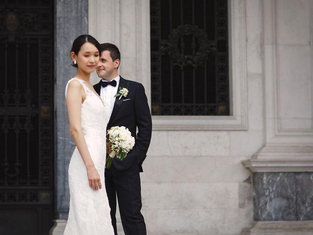 Il matrimonio di Ottaviano e Naoko a Udine, Udine 67