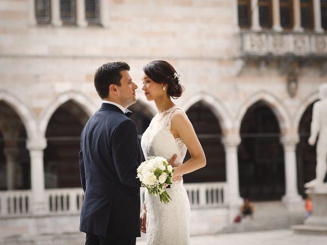 Il matrimonio di Ottaviano e Naoko a Udine, Udine 68