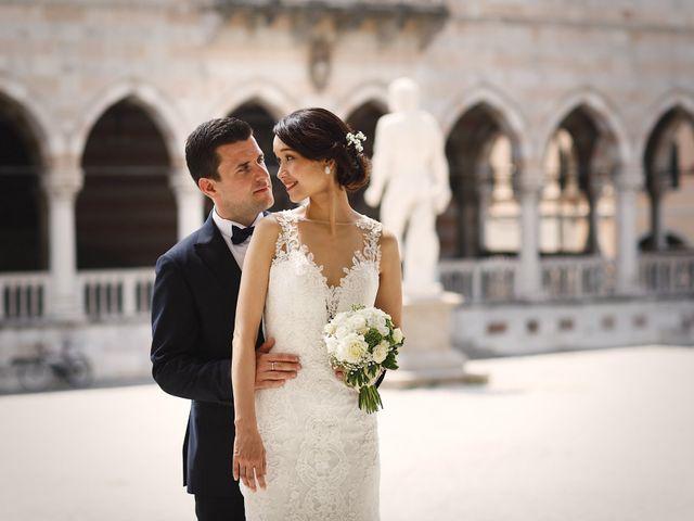 Il matrimonio di Ottaviano e Naoko a Udine, Udine 69
