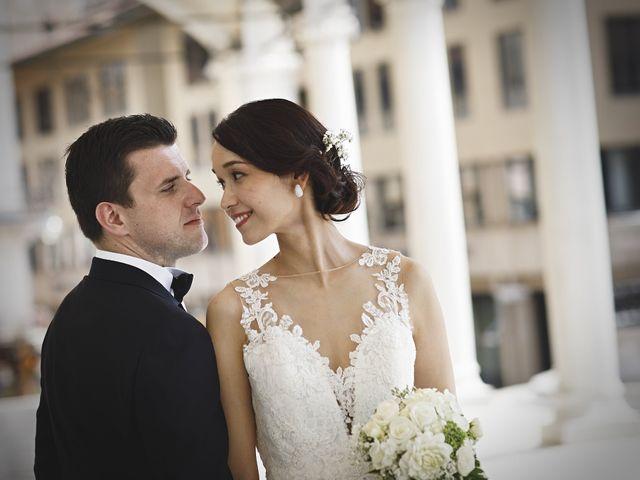 Il matrimonio di Ottaviano e Naoko a Udine, Udine 70