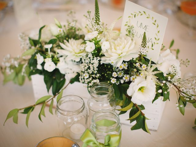Il matrimonio di Ottaviano e Naoko a Udine, Udine 74
