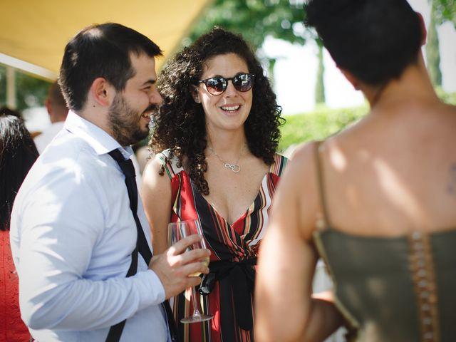 Il matrimonio di Ottaviano e Naoko a Udine, Udine 76