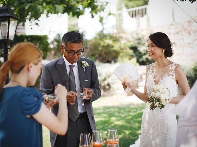 Il matrimonio di Ottaviano e Naoko a Udine, Udine 78