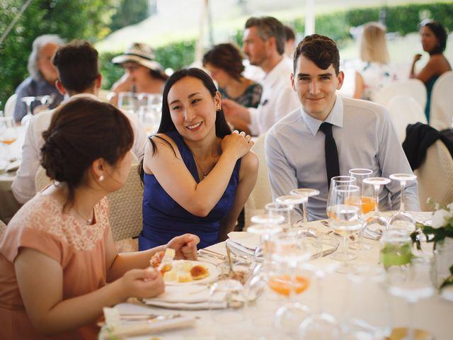Il matrimonio di Ottaviano e Naoko a Udine, Udine 79
