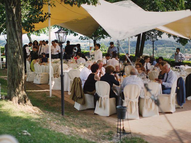 Il matrimonio di Ottaviano e Naoko a Udine, Udine 80