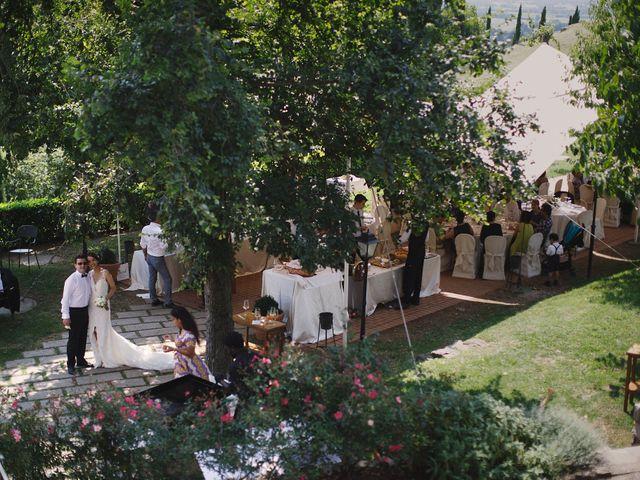 Il matrimonio di Ottaviano e Naoko a Udine, Udine 81