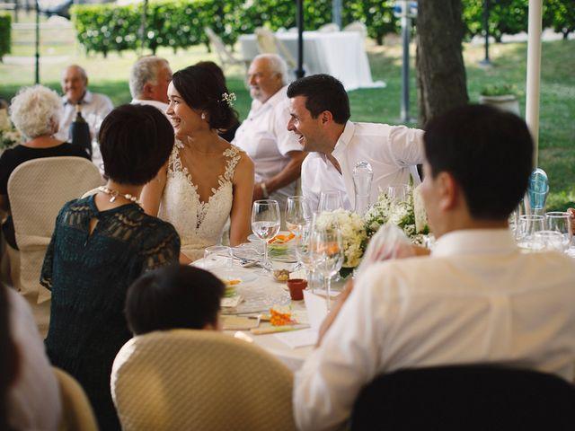 Il matrimonio di Ottaviano e Naoko a Udine, Udine 82