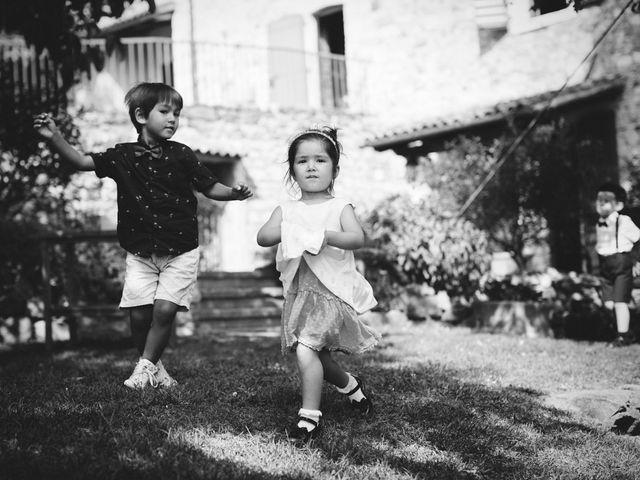 Il matrimonio di Ottaviano e Naoko a Udine, Udine 84