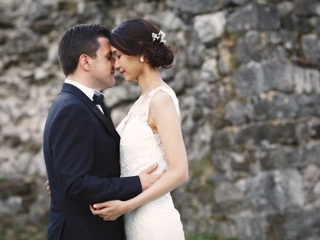 Il matrimonio di Ottaviano e Naoko a Udine, Udine 88