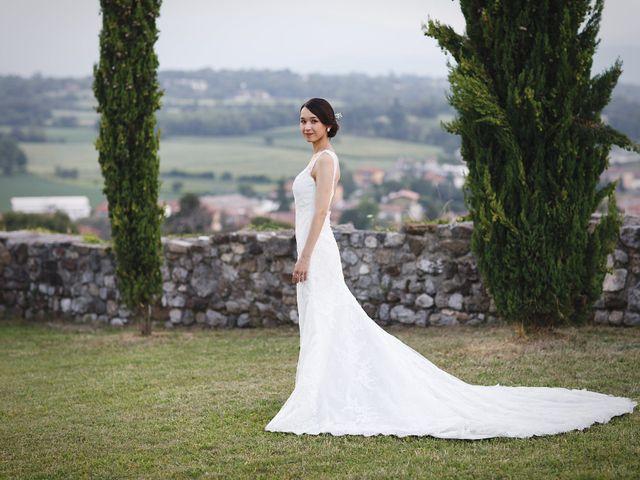 Il matrimonio di Ottaviano e Naoko a Udine, Udine 89