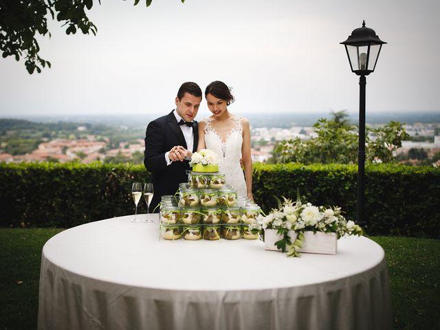 Il matrimonio di Ottaviano e Naoko a Udine, Udine 98