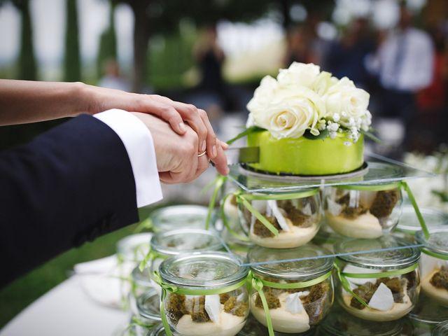 Il matrimonio di Ottaviano e Naoko a Udine, Udine 100