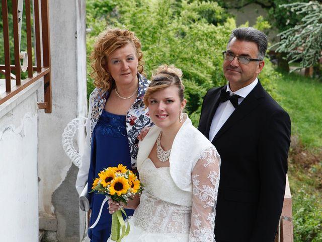 Il matrimonio di Alberto e Lara a Sagrado, Gorizia 11