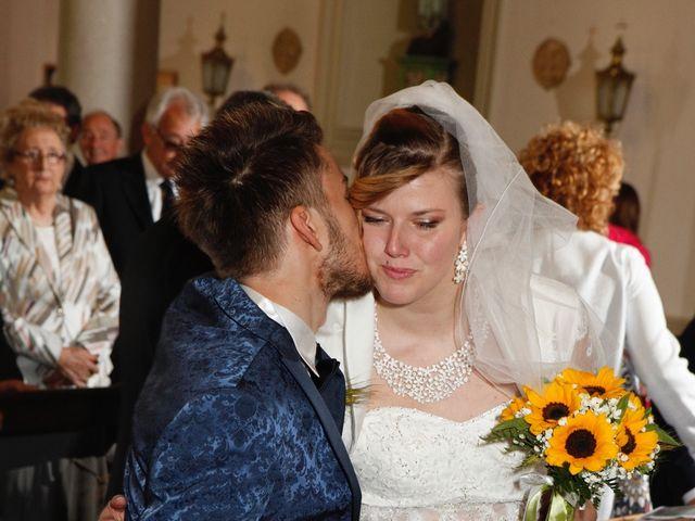 Il matrimonio di Alberto e Lara a Sagrado, Gorizia 16
